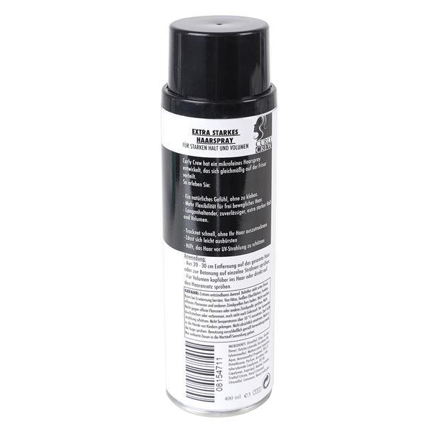 Geldversteck, Dosentresor Safe Haarspray Curly Crew, 24 x 6,5 cm