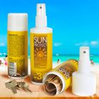 Geldversteck, Dosentresor Safe Sonnencreme Sun Protect, 18 x 5 cm