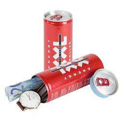 Geldversteck, Dosentresor Safe Energy XXL Regular Drink, 13 x 5 cm