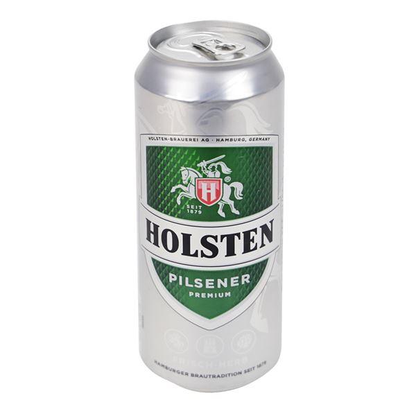 Geldversteck Dosentresor Safe Holsten Pilsener Premium, 16 x 6,5 cm