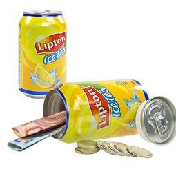 Geldversteck Dosentresor Safe Lipton Ice Tea, 11,5 x 6 cm