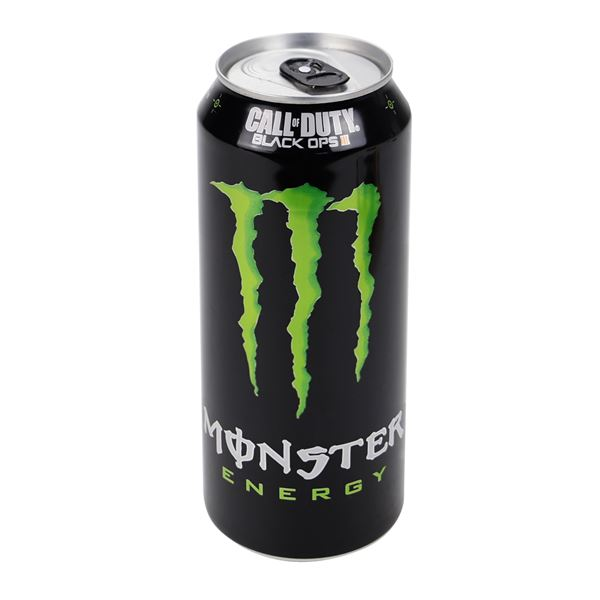 Geldversteck, Dosentresor Safe Monster Energy Drink, 16 x 6,5 cm
