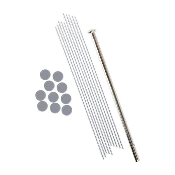 Sammeldose, Spendendose mit Griff, 14,5 x 10 cm, lichtgrau